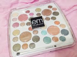 Em Makeup unboxing em cosmetics palette lovingsunshine a