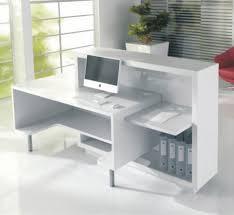 Modern Reception Desk For Sale by Foro Modern Reception Desk By Mdd Furniture