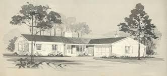 vintage house plans 1280 antique alter ego