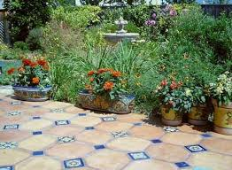 outdoor courtyard what flooring material options do i have for my outdoor courtyard