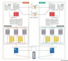 Data Center Floor Plan by Aruba Global Cloud Data Center It3 Milan Italy Datacenter It
