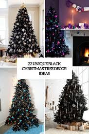 best 25 black christmas trees ideas on pinterest black