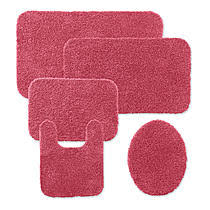 Pink Bathroom Rugs And Mats Pink Bath Rugs Mats Sears
