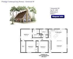 chalet plans floor plan 5 chalet showcase homes of maine bangor me