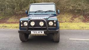 land rover 1999 1999 t land rover defender 2 5 90 hard top td5 1d 120 bhp 6 seater