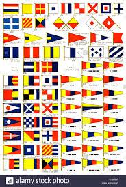 Semaphore Flags Semaphore Flag Stockfotos U0026 Semaphore Flag Bilder Alamy