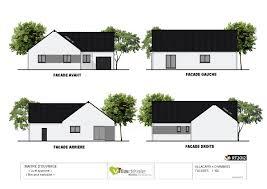 maison avec 4 chambres plan maison de plain pied avec 4 chambres villacapri 105 m villadéale