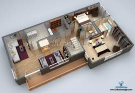 3d Floor Designs by Best 3d Floor Plan Rendering Services 3dfusionedge Studio