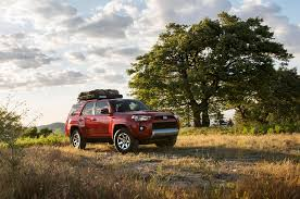 2017 toyota 4runner reviews and rating motor trend