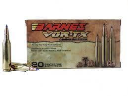 Barnes Tipped Tsx Barnes Vor Tx 243 Win 80gr Ttsx Bt Ammunition U2013 Clark Armory