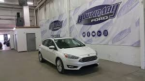preowned 2015 ford focus titanium hatchback w sunroof review