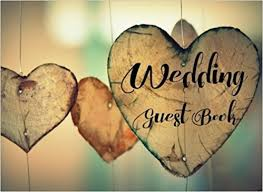 wedding guest registry book wedding guest book wedding guest sign in book with beautiful