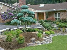 Bush Rock Garden Edging Landscape Lowes Lava Rock Landscaping Design And Ideas