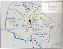 Leicester England Map by The Norman Invasion And Inclosure The Theft Of Britain A