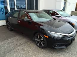 purchased touring model last friday 2016 honda civic forum