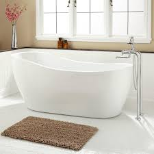 acrylic slipper tubs 43 carter mini acrylic clawfoot tub bathroom