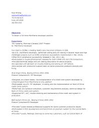 Qa Sample Resume Muralikrishna Rathipelli Resume June 23nd Mainframe Developer