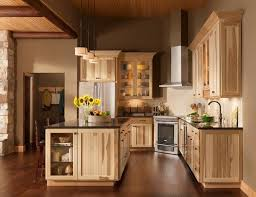rustic kitchen furniture best 25 rustic hickory cabinets ideas on hickory