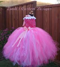 Princess Aurora Halloween Costume Sleeping Beauty Princess Aurora Inspired Gown Tulle Tutu Ensemble