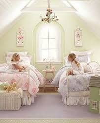 Shabby Chic Bedrooms Shabby And Pottery - Girls shabby chic bedroom ideas