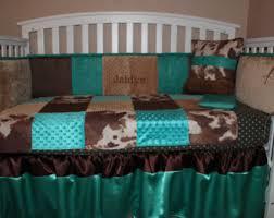 Western Baby Crib Bedding Western Baby Bedding Etsy