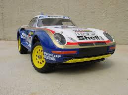 tamiya porsche 911 tamiya porsche 959 1986 rc grabbag com