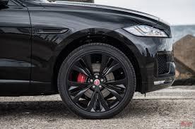 2017 jaguar f pace configurations 2016 jaguar f pace s 35t review video performancedrive