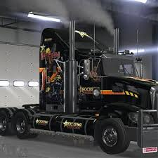 kenworth truck skins skin 엑스스킨 ets2 u0026 ats skins