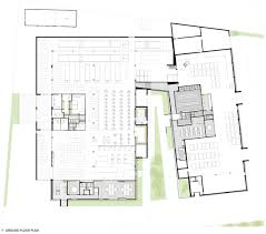 building plan gallery of renewal and new additions to industrial building