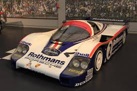 rothmans porsche 956 the very famous and successful porsche 956 lemans car from the