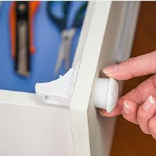 Magnetic Locks For Cabinets New Child Safety Magnetic Locking System For Drawers And Cabinets