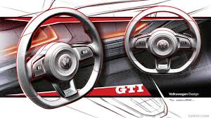 wallpaper volkswagen vintage 2018 volkswagen polo gti design sketch hd wallpaper 66