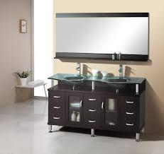 attractive double sink bathroom vanity and best 25 double vanity