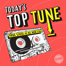today s https www kcrw com music shows todays top tune