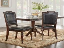 nailhead trim dining chairs furniture fresh leather nailhead dining chairs leather dining