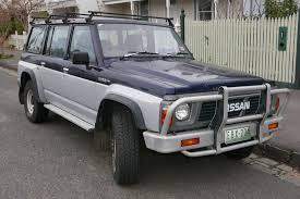 nissan patrol 1990 nissan patrol gq auto cars