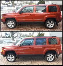 jeep patriot mods jeep patriot lift kit before and after jeep patriot mods