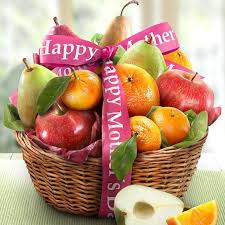fruit baskets for s day happy mothers day best fruit basket aa4103m a gift inside