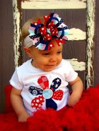 fourth of july hair bows just a touch of 4th of july hair bow picture tutorial bow
