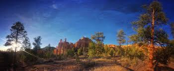 great destinations in dixie national forest bryce country