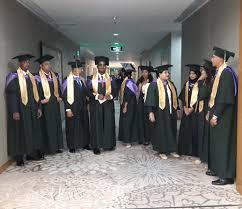 offshore university graduates 15 new doctors guyana inc