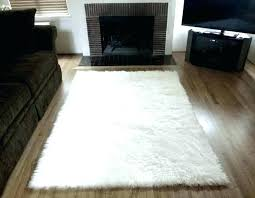 Sheepskin Area Rugs Sheepskin Area Rug Premiumratings Org