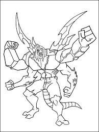 printable ben 10 coloring pages kids coloringstar