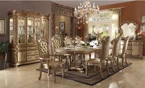 dining room best 9 piece formal dining room sets design ideas