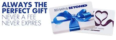 Bed Bath N Beyond Coupon Gift Cards