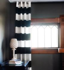 diy striped curtains u2013 part one pretty plain janes