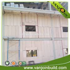 sip house cost low cost prefabricated eps cement board houses kits sip panels