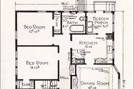 chicago bungalow floor plans 7 chicago craftsman style house plans vintage craftsman house plans