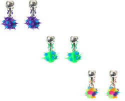 90 s earrings 17 s earrings that you would loved in the early 2000s