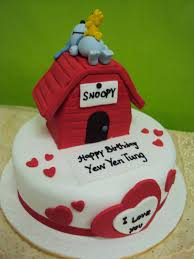 snoopy cakes l mis cakes cupcakes ipoh contact 012 5991233 3d snoopy cake